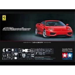TAM-24298 Tamiya 24298 1/24 Ferrari 360 modena