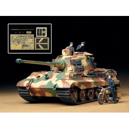 TAM-25144 1/35 KING TIGER ALEMAN