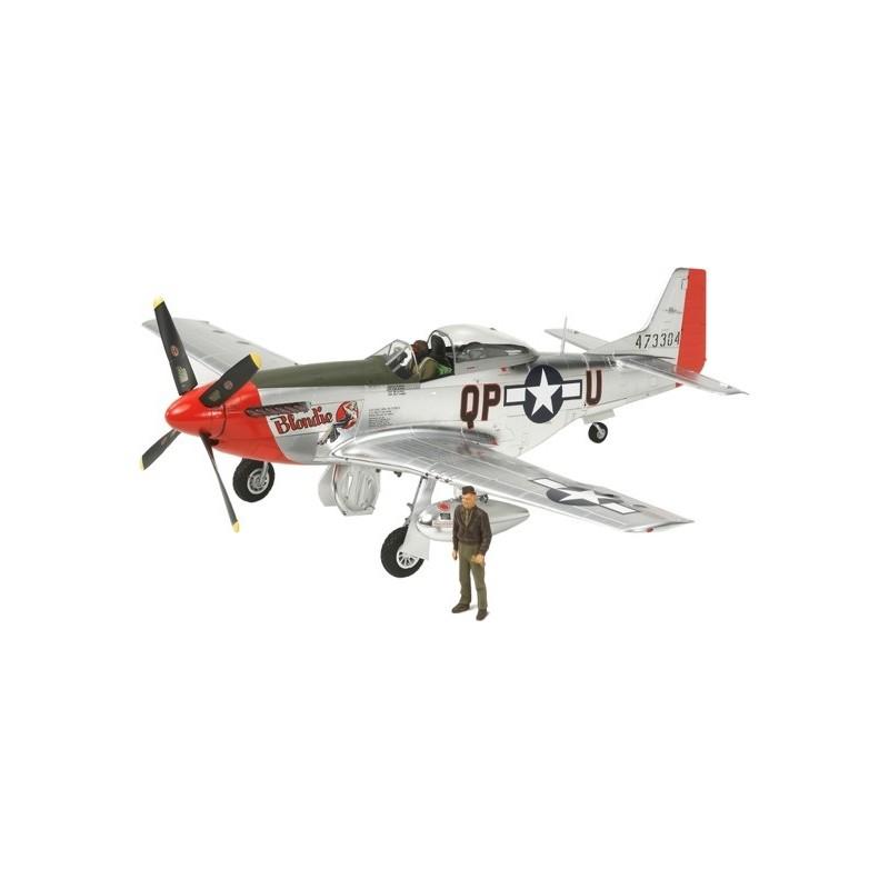 TAM-25151 1/32 P-51D MUSTANG,EDICION LIMITADA