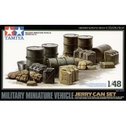 TAM-32510 Tamiya 32510 1/48 Jerry can set