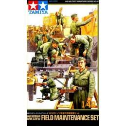 TAM-32547 Tamiya 32547 1/48 Tank Crew Field Maintenance