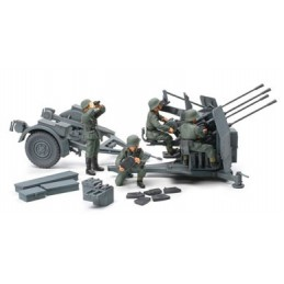 TAM-32554 1/48  FLAKVIERLING 38 20 mm.