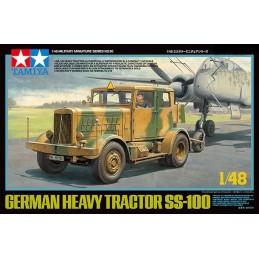 TAM-32593 Tamiya 32593 1/48 German Heavy Tractor SS-100