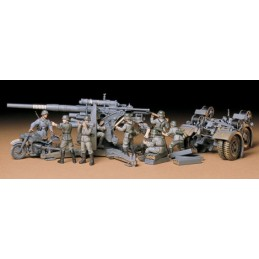 TAM-35017 TAMIYA 35017 1/35 ANTIAEREO 36/37 88mm. ALEMAN
