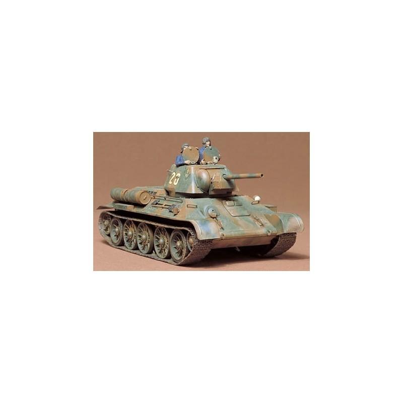 TAM-35059 TAMIYA 35059 1/35  T34-76 1943
