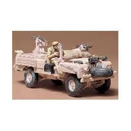 TAM-35076 TAMIYA 35076 1/35 LAND ROVER DEL S.A.S BRITANICO