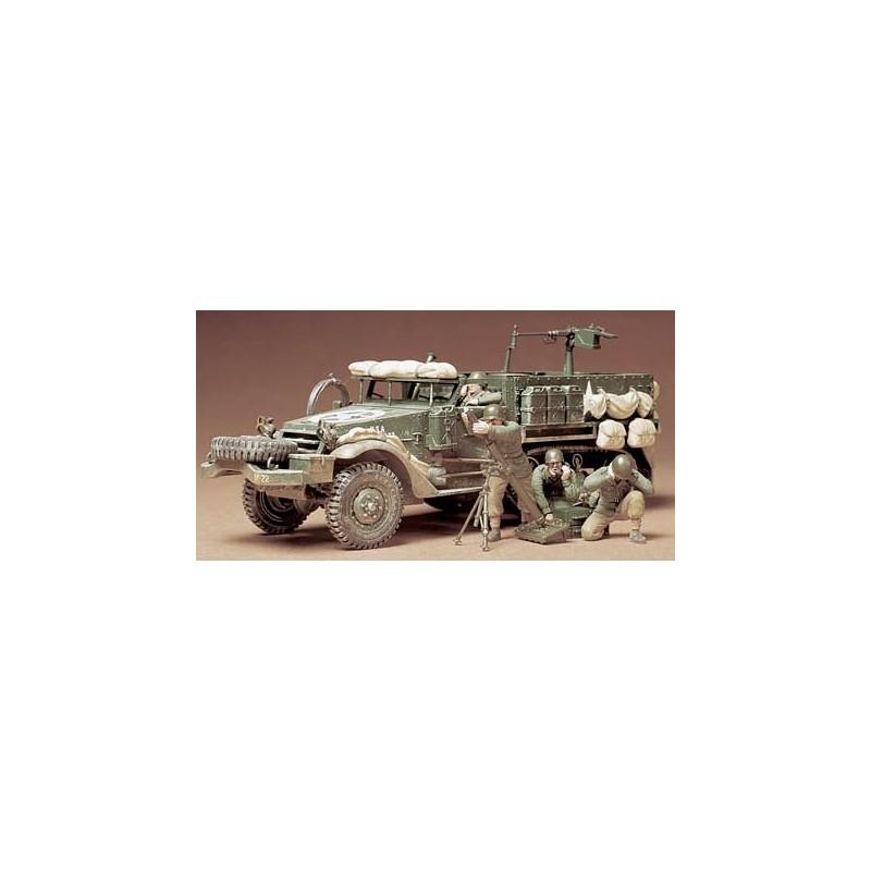 TAM-35083 1/35 SEMIORUGA CON MORTERO M-21
