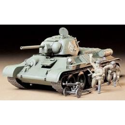 TAM-35149 TAMIYA 35149  1/35  T34/76 CHTZ 1943