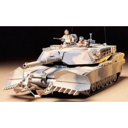 TAM-35158 1/35 ABRAMS M1 A1 DETECTA MINAS