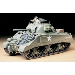 TAM-35190 TAMIYA 35190 1/35  M4 SHERMAN PRIMERA VERSION