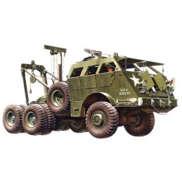 TAM-35244 TAMIYA 35244 1/35 CAMION GRUA DE RECUPERACION DE TANQUES M26
