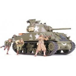 TAM-35250 TAMIYA 35250 1/35 M4 A3 SHERMAN ULTIMA VERSION