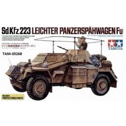 TAM-35268  TAMIYA 35268 1/35 GERMAN Sdkfz.223 LEICHTER PANZERSPÄHWAGEN+fotograbados