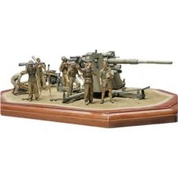 TAM-35283 TAMIYA 35283 1/35 CAÑON ALEMAN FLAK 36 DE 88 mm.