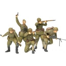 TAM-35311 TAMIYA 35311 1/35 INFANTERIA DE ASALTO RUSA 1941-42. II GUERRA MUNDIAL