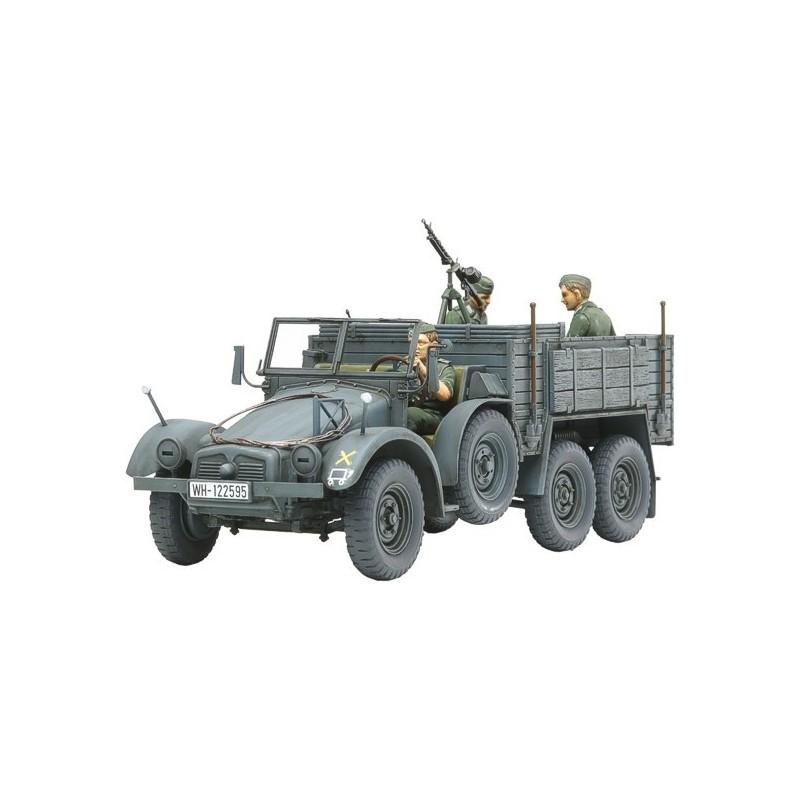 TAM-35317 TAMIYA 35317 1/35 CAMION MILITAR KRUPP PROTZE