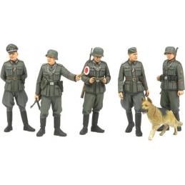 TAM-35320 TAMIYA 35320 1/35 POLICIA MILITAR ALEMANA. II GUERRA MUNDIAL