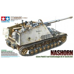 TAM-35335 TAMIYA 35335 1/35 GERMAN Sdkfz.164 NASHORN SELF PROPELLED GUN