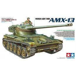 TAM-35349 TAMIYA 35349 1/35 TANQUE FRANCES LIGERO AMX-13