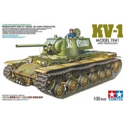 TAM-35372 Tamiya 35372 1/35 Russian Heavy Tank KV-1 Model 1941, Early Production