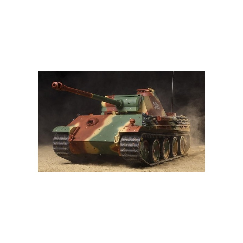 TAM-56022 TANQUE RC PANTHER TIPO G FULL OPTION