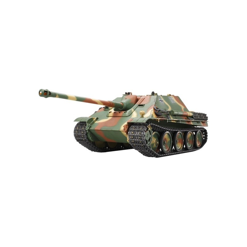TAM-56024 TANQUE RC CAZACARROS JAGDPANTHER FULL OPTION