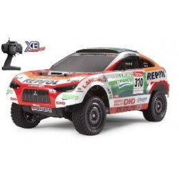 TAM-57797 1/10 XB2 MITSUB.RACING LANCER REPSOL LUCES LED(DF-01)