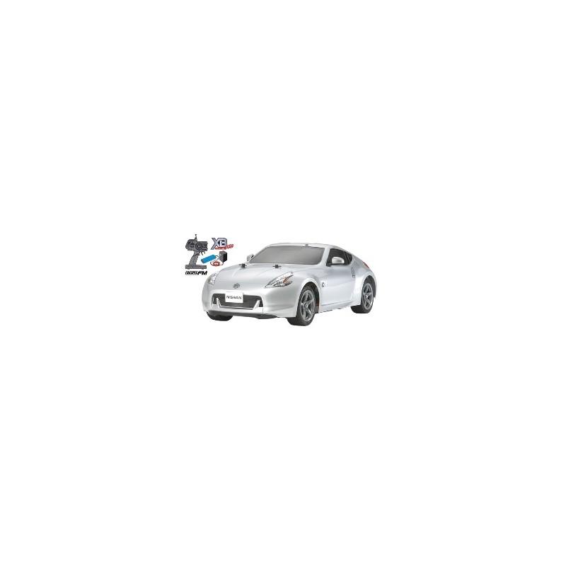 TAM-57805 1/10 XB2 NISSAN 370Z CON LUCES LED (TT-01E)