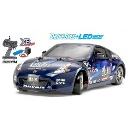 TAM-57809 1/10 XB2 NISS.ENDLESS 370Z DRIFTING LUCES LED (TT-01ED