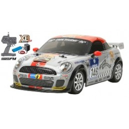 TAM-57829 1/10 XB2 MINI JCW COUPE