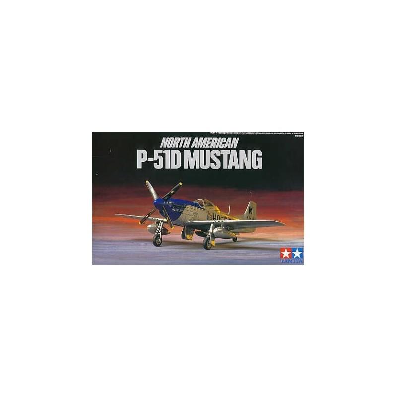 TAM-60749 1/72 Tamiya 60749 North American P51D Mustang