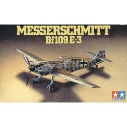 TAM-60750 TAMIYA 60750 1/72 Messerschmitt Bf109E-3