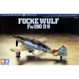 TAM-60751 1/72 Tamiya 60751 Focke-Wulf Fw190D-9