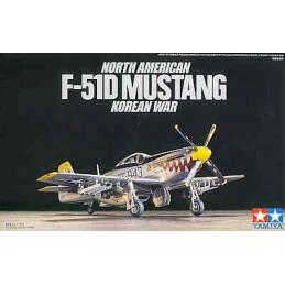 TAM-60754 1/72 Tamiya 60754 North American F51D Mustang