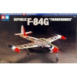 TAM-60762 Tamiya 60762 1/72 F-84G Thunderbirds