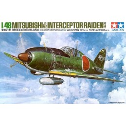 TAM-61018 Tamiya 61018 1/48 Mitsubishi J2M3 Interceptor Raiden (Jack)