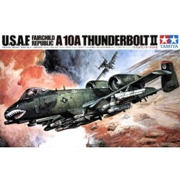 TAM-61028 1/48 Tamiya 61028 Fairchild Republic A10A Thunderbolt II