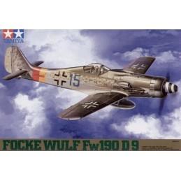 TAM-61041 TAMIYA 61041 1/48 FOCKE-WULF FW 190 D-9