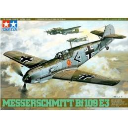 TAM-61050 Tamiya 61050 1/48 Messerschmitt Bf109 E-3