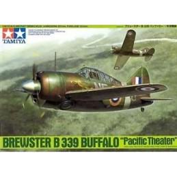 TAM-61094 Tamiya 61094 1/48 Brewster B-339 Buffalo - Pacific Theatre