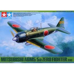 TAM-61103 TAMIYA 61103 1/48 MITSUBISHI A6M5/5a ZERO FIGHTER (ZEKE)