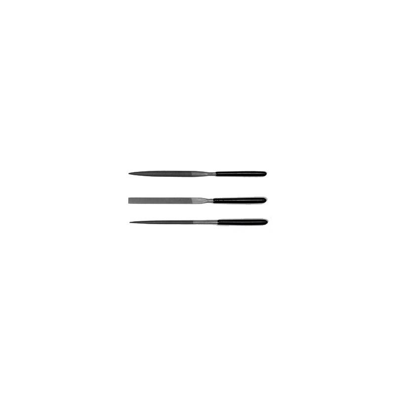 TAM-74046 TAMIYA 74046 Basic File Set - Medium double-Cut