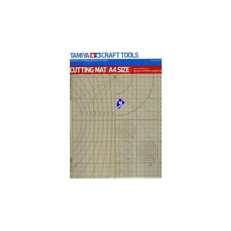TAM-74056 tam 74056 Tamiya 74056 Tamiya cutting Mat(A4 Size)