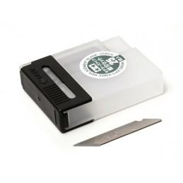 TAM-74075 Tamiya 74075 Modeler.s knife blade25