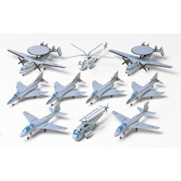 TAM-78009 TAMIYA 78009 1/350 AVIONES PORTAAVIONES EEUU 2
