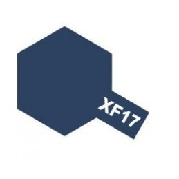 TAM-81717 PINTURA ACRILICA XF-17, AZUL MARINO