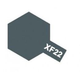 TAM-81722 PINTURA ACRILICA XF-22, GRIS RLM