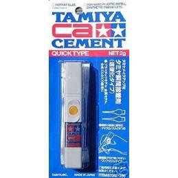 TAM-87062 Tamiya 87062 Tamiya CA Cement