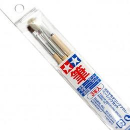 TAM-87066 Tamiya 87066 Modeling Brush Basic Set (87017/87014/87028)
