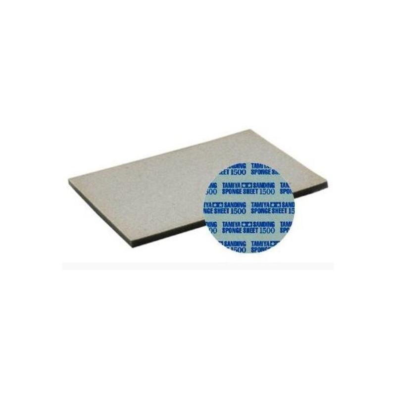 TAM-87150 Tamiya 87150 esponja abrasiva grano 1500